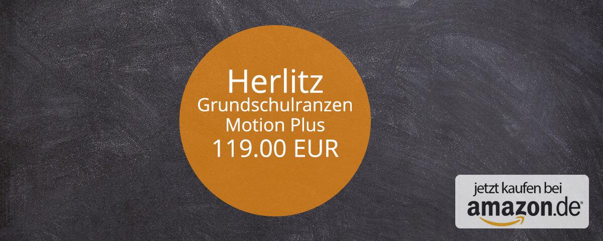 Herlitz Grundschulranzen Motion Plus, 6 tlg. ab 119 Euro
