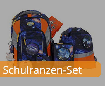 SCHOOL-MOOD Schulranzen Set
