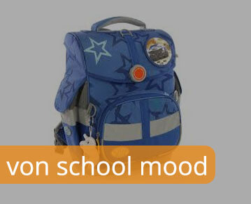 School Mood Schulranzen